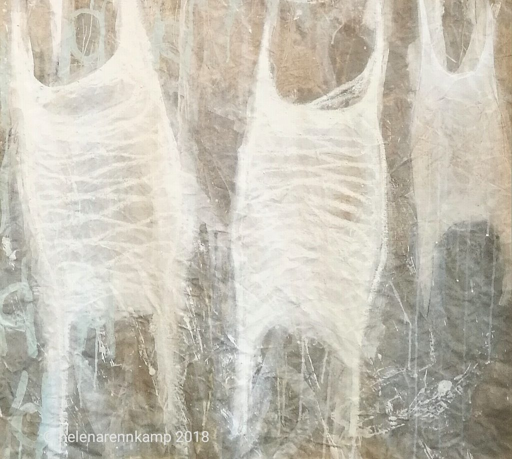 Délivrance (Detail) // 150 x 180