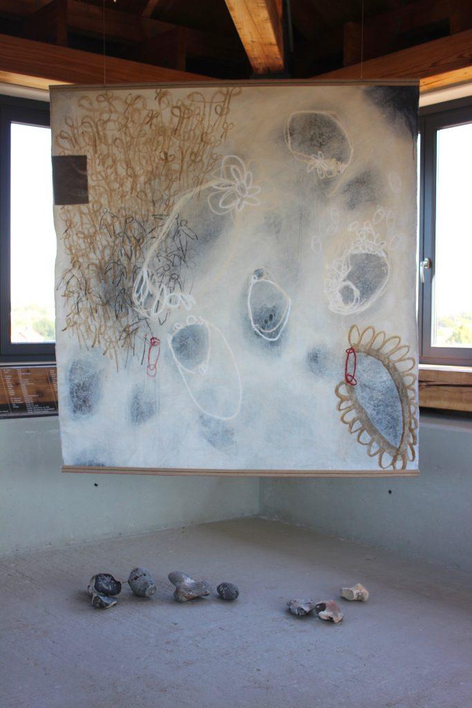 délivrance – Erlösung // délivrance // 2018 // Öl & Acryl auf Leinwand // 160 x 180