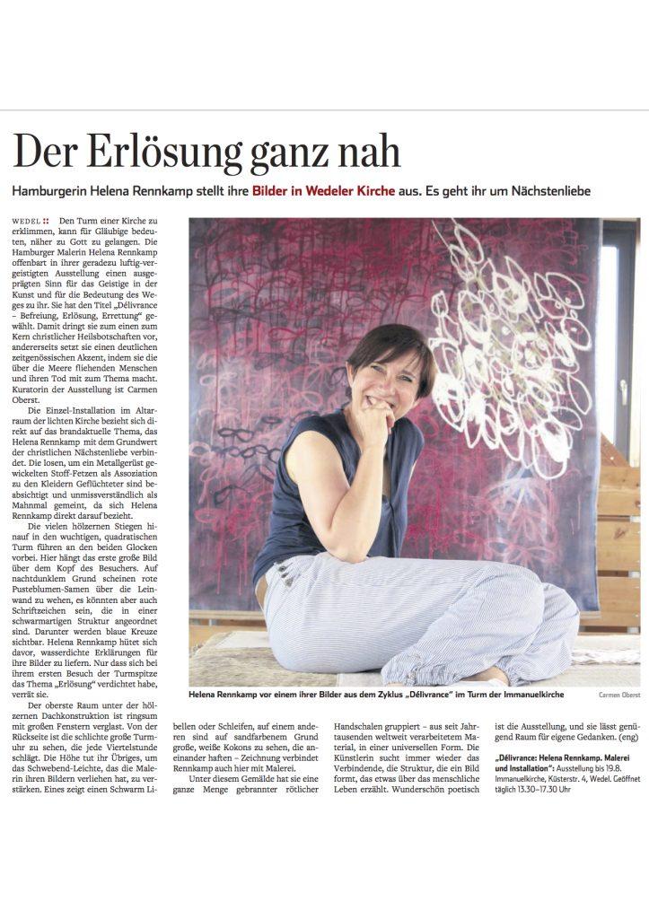 Hamburger Abendblatt Artikel
