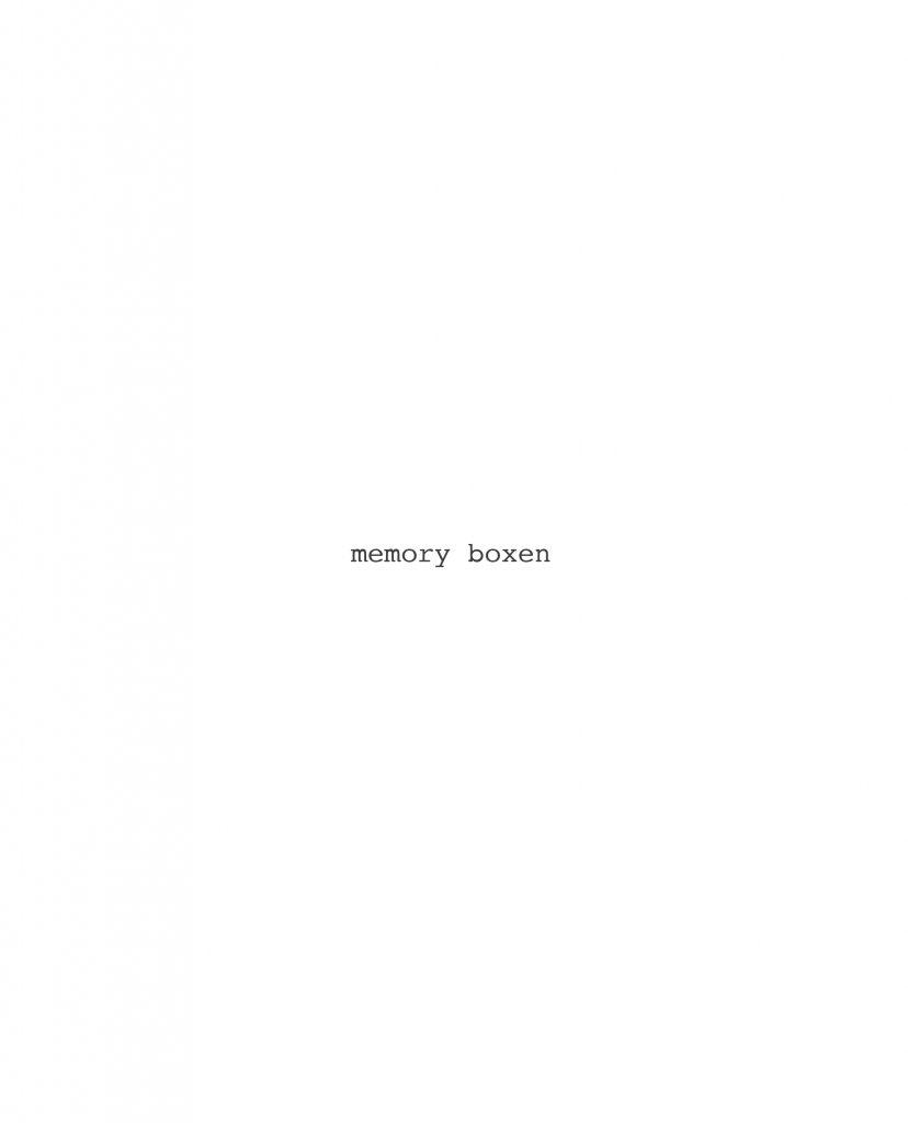 mermory boxen