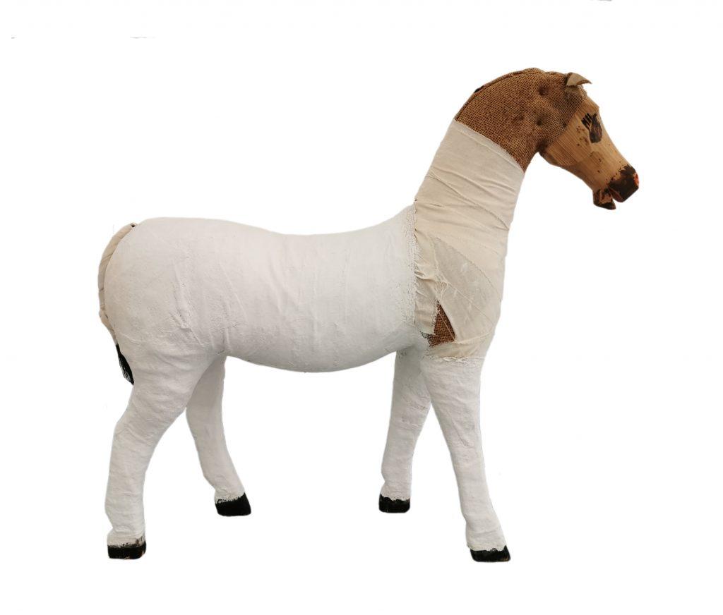 horse with no name // sense memory // 2019