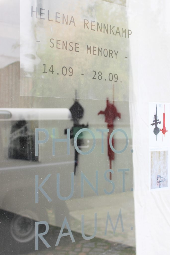 sense memory photokunstraum